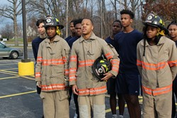 Fire Tech Program trains students to be first responders