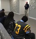 HS students participate in Aspiring DOctors Precollege Program