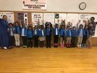 We are proud to present, John Dewey Girl Scouts-Troop 70543