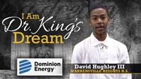 I am Dr. King's Dream: David E. Hughley III