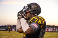 Former WHHS Offensive Lineman Receives D-1 Football Scholarship