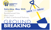Save the Date!  Phase I Groundbreaking Announced