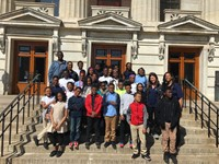 Eastwood Scholars Field Trip to Statehouse