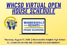open house for hs