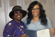 City of WH Resolution bestowed to Tiffany Timmons