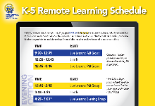 remote learning k-5