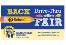 Back 2 School Drive-Thru Fair