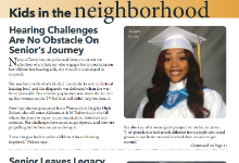 WHHS Class of 2019 Graduates featured in City Magazine