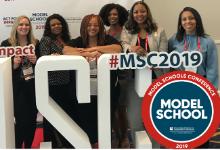 Westwood named a 2019 Model School