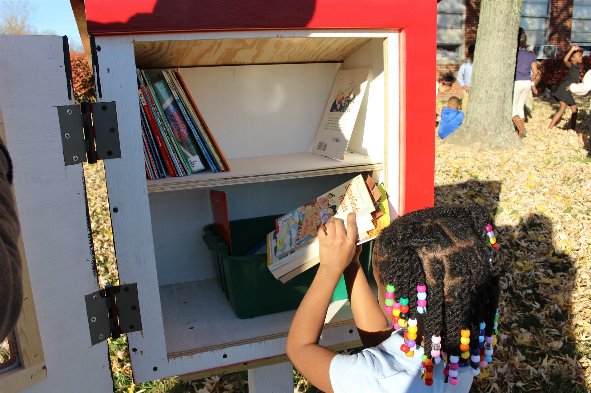 Little Free Library Photo