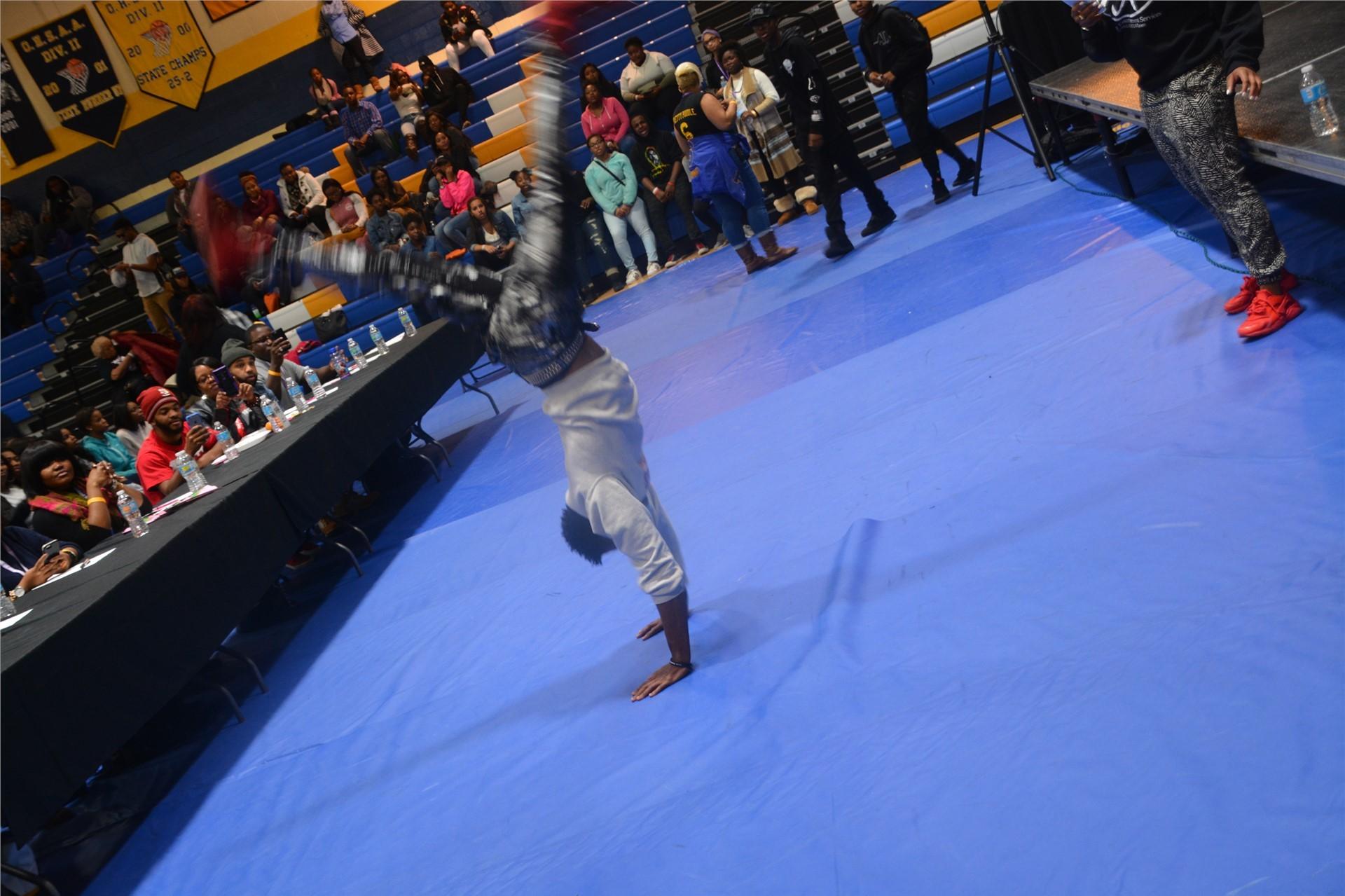 HBCU Fair and Step Show