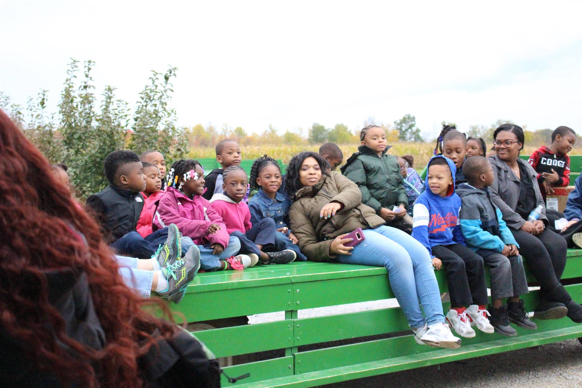 Patterson Fruit Farm Field Trip