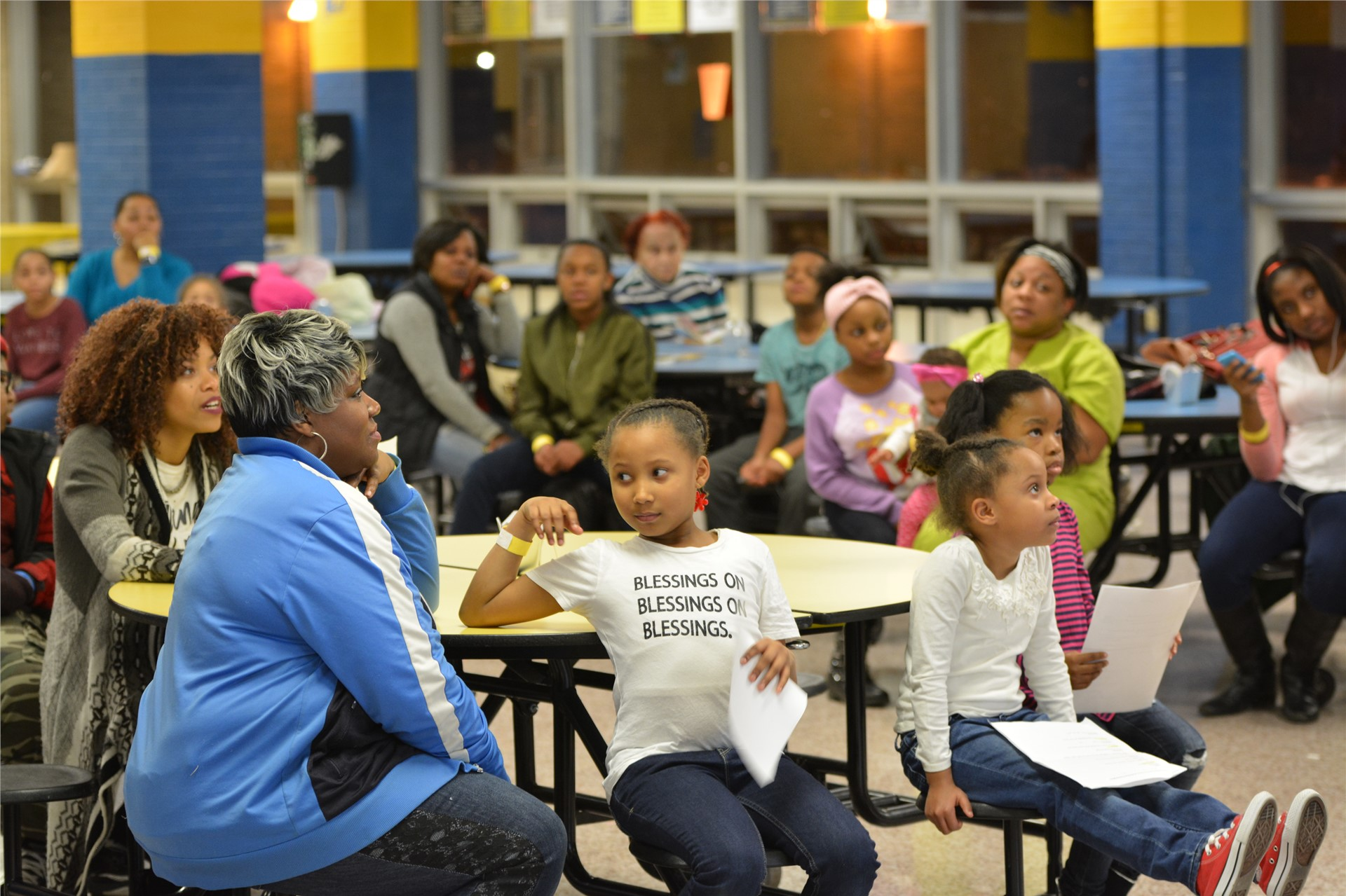 Family Literacy Night Event