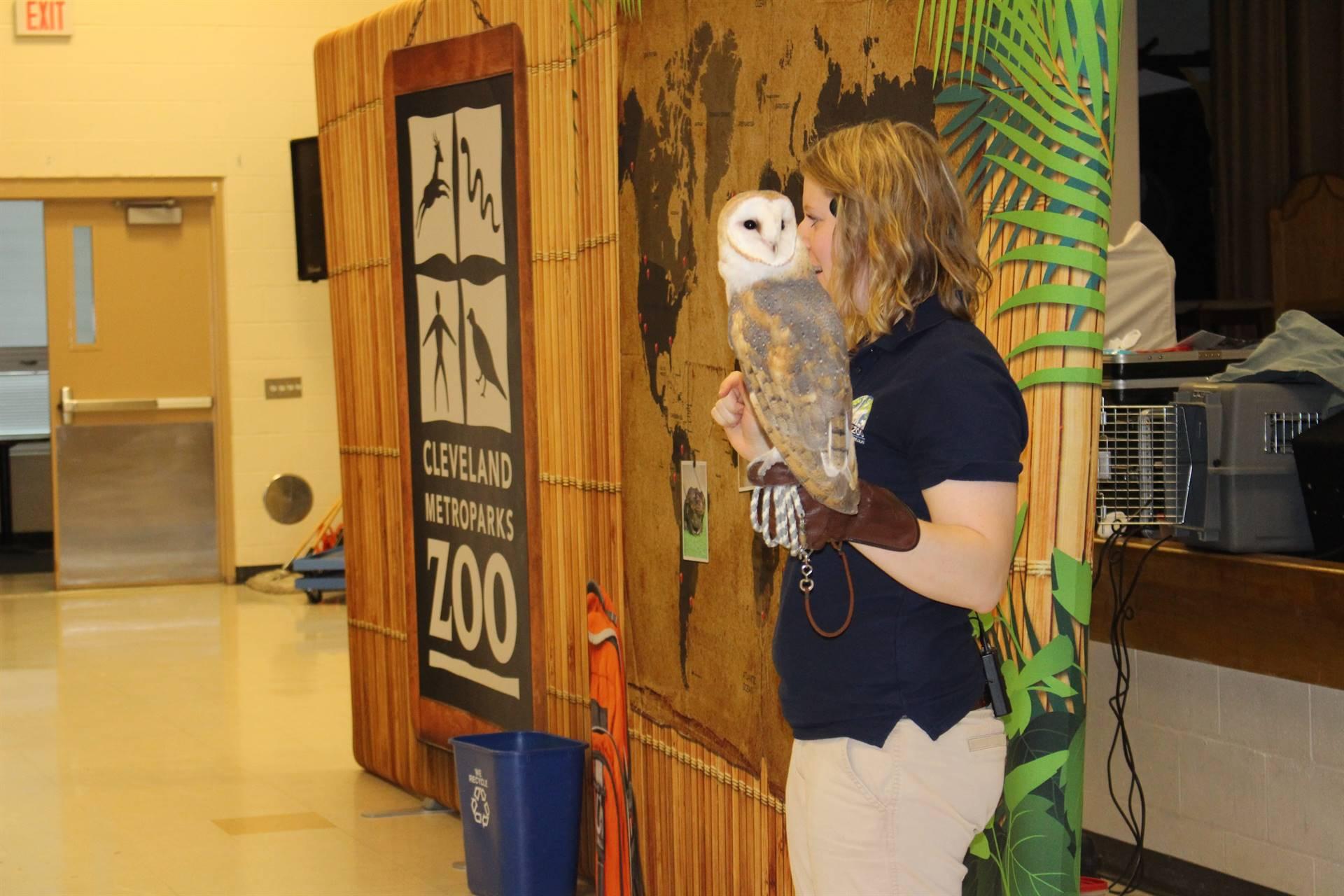 Professor Wyldes Animal Show