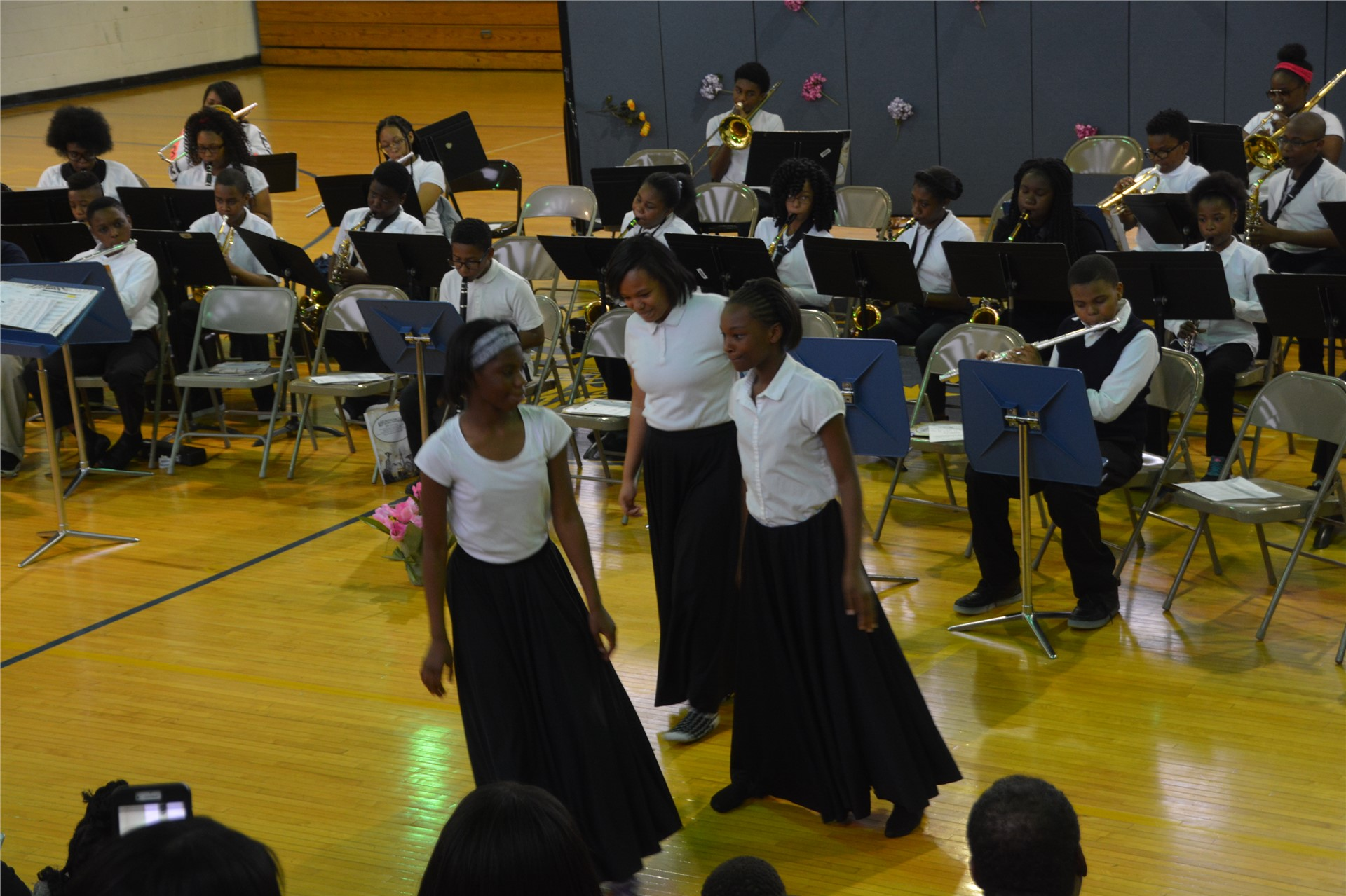 Middle Students Spring Concert May 2017