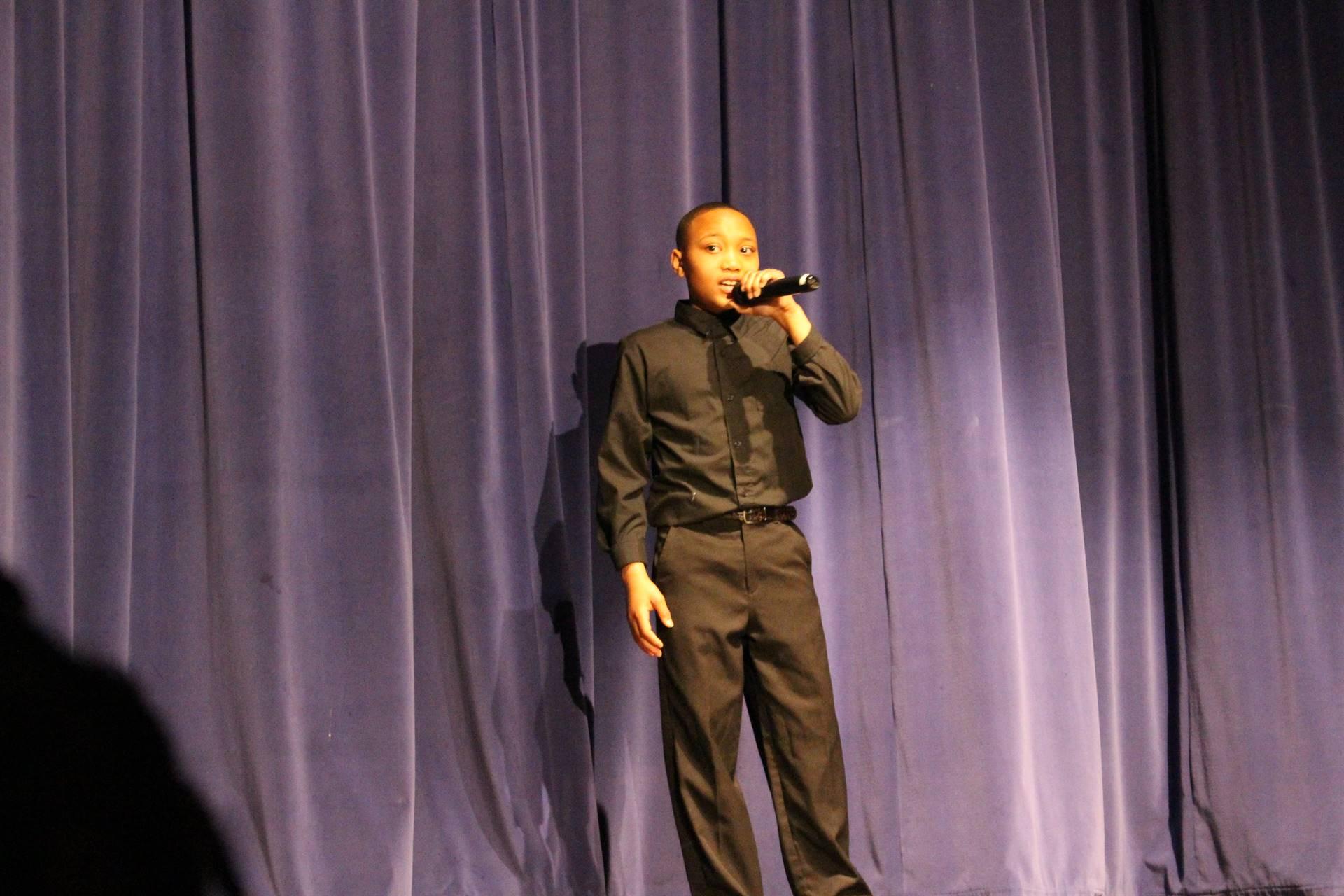 2018 District Wide Talent Show