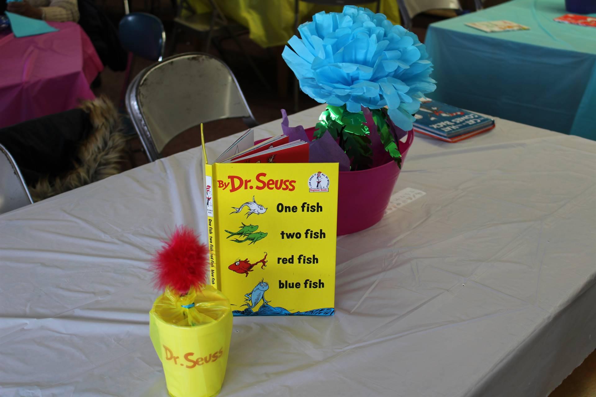 2018 Dr. Seuss Day at John Dewey