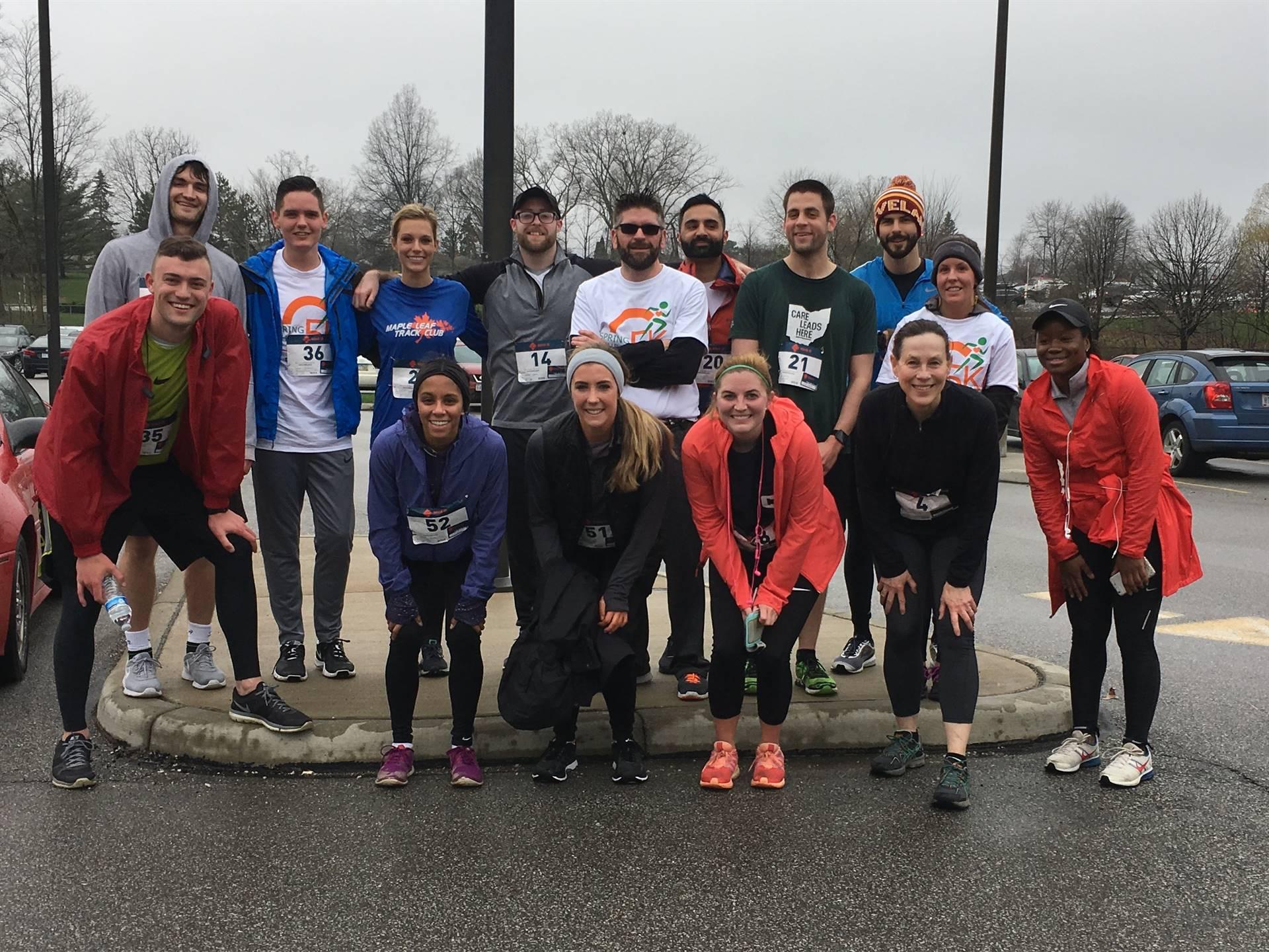 Ohio U. participants