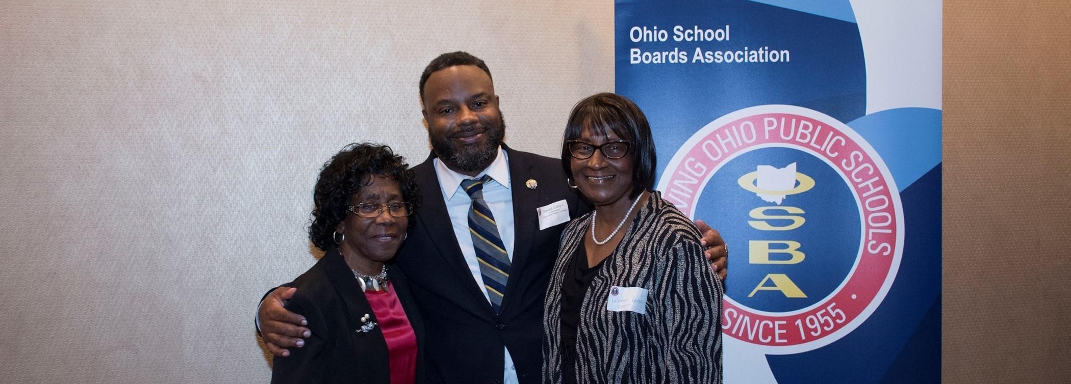 Mrs. Fannie Dean wins OSBA Award