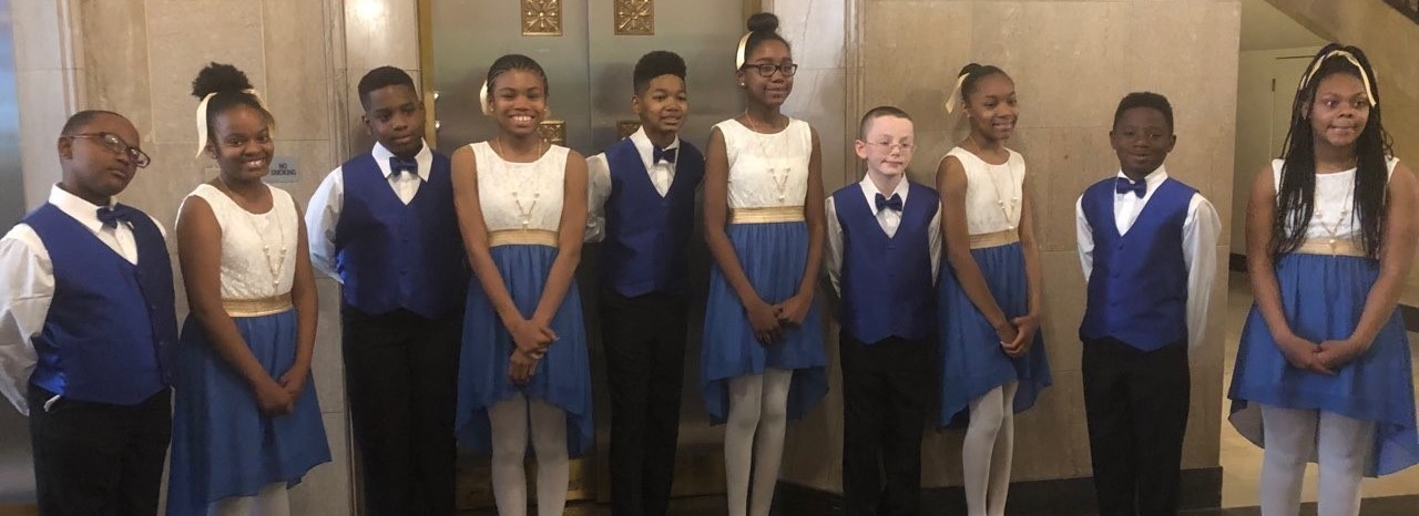Scholars take Bronze at Dancing Classrooms Finals