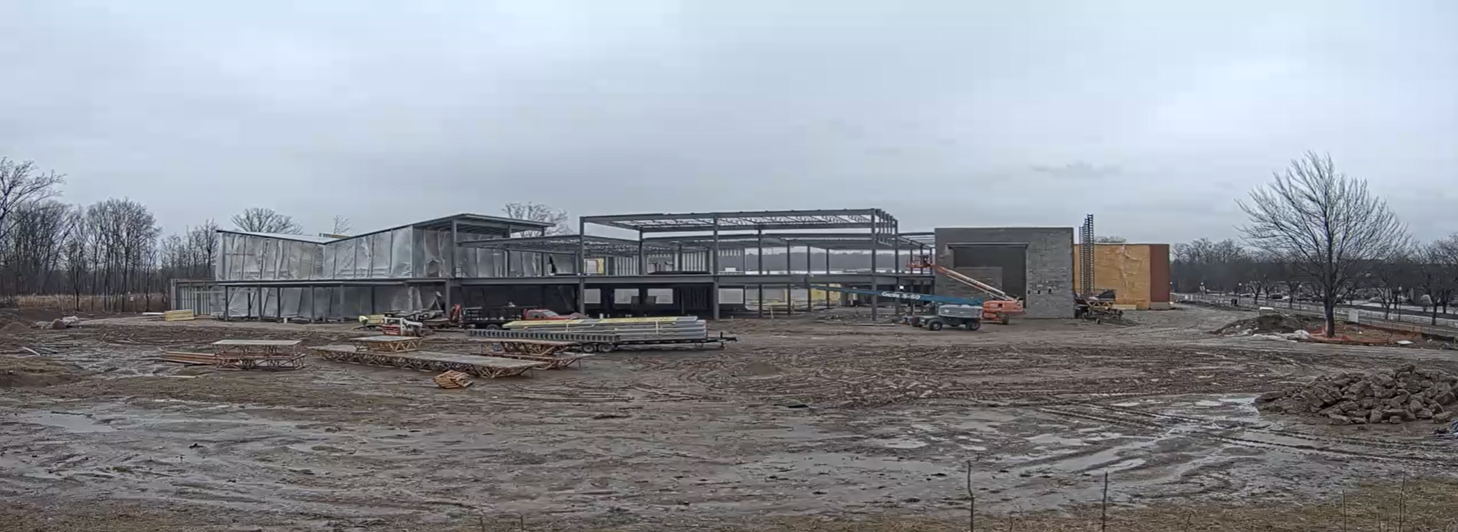 LIVE Cam: Construction in Progress