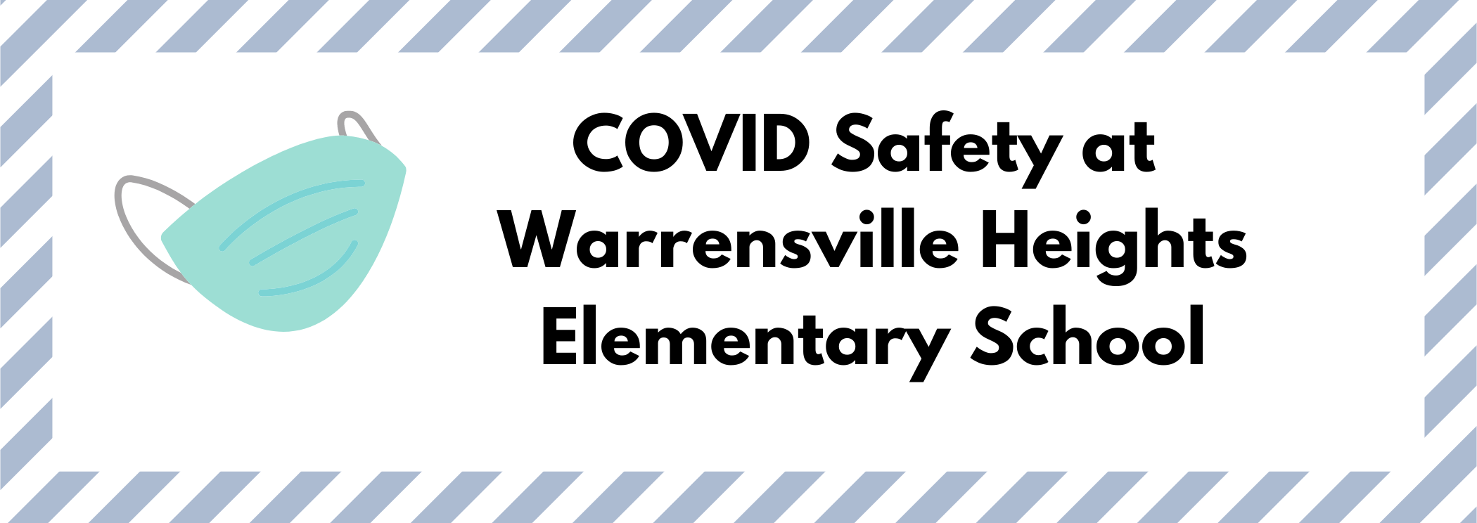 COVID safety at Warrensville Heights Elementary School