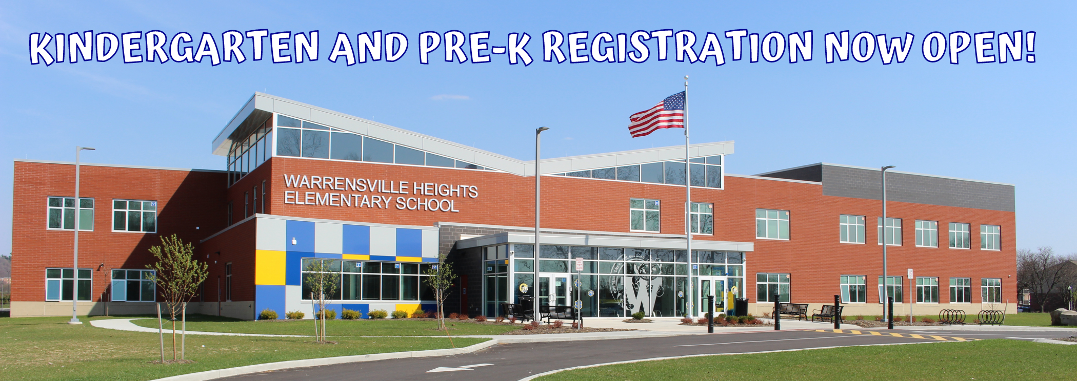 Kindergarten and Pre-K registration now open