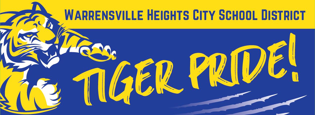 Warrensville Heights City School District Tiger Pride!